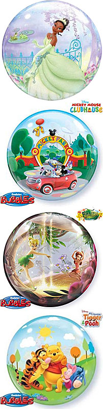 Disney Bubbles